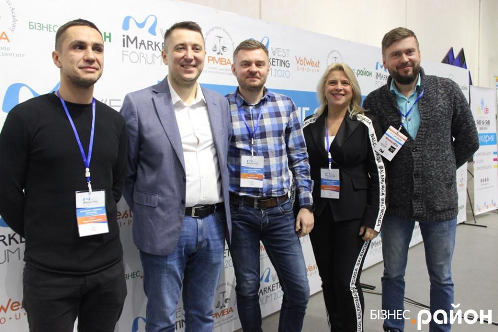 Червертий форум інтернет-маркетингу у Луцьку