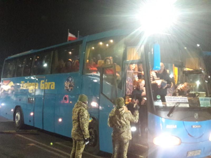 Українці повертаються додому