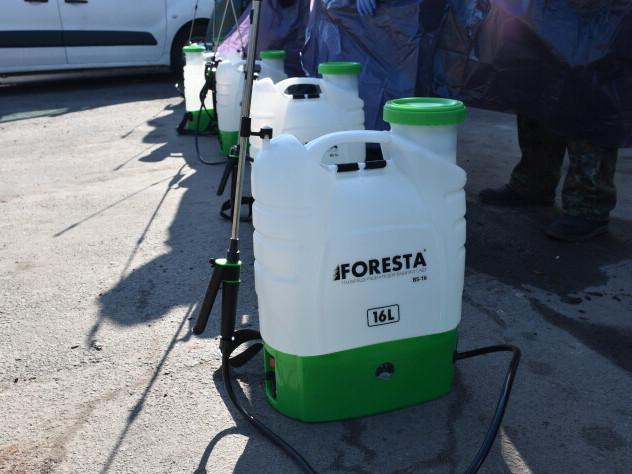 У Луцьку виділили мільйонгривень на дезінфекцію та санітарну обробку