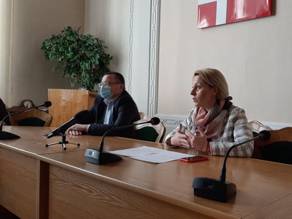 Тетяна Щербак та Ігор Ващенюк