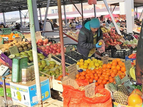 У Луцьку просять облаштувати місце для продажу сільськогосподарських товарів