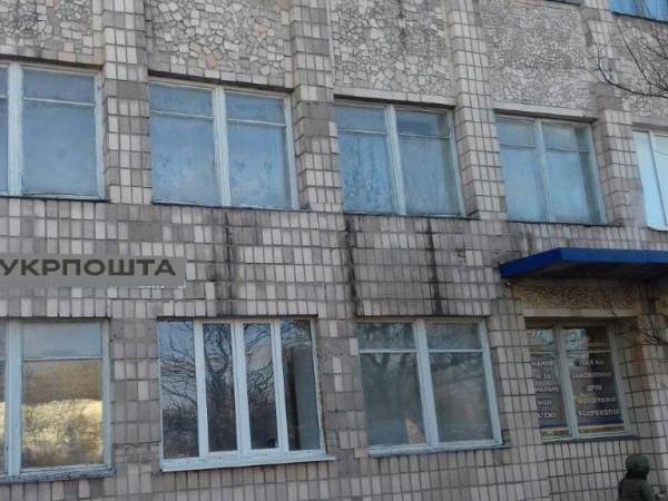 Відділення «Укрпошти» в Любешеві