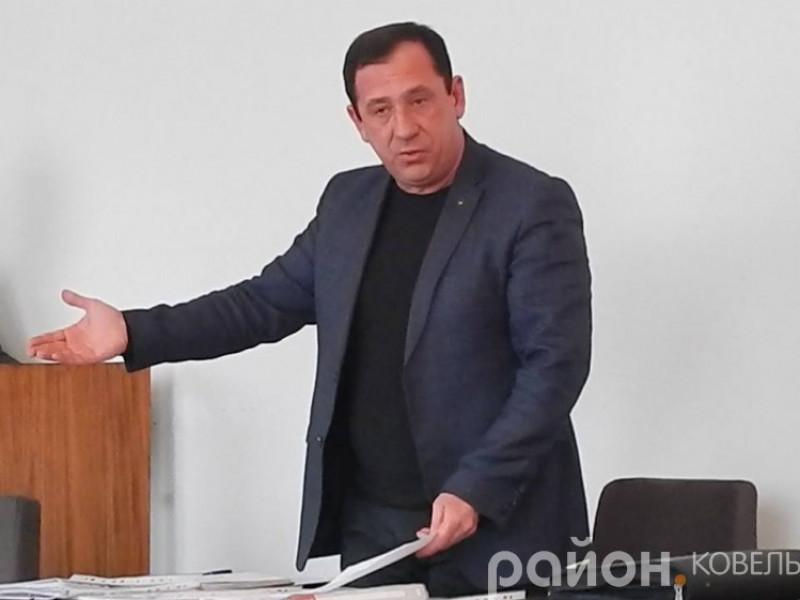 Вадим Сухонос / Фото із архіву