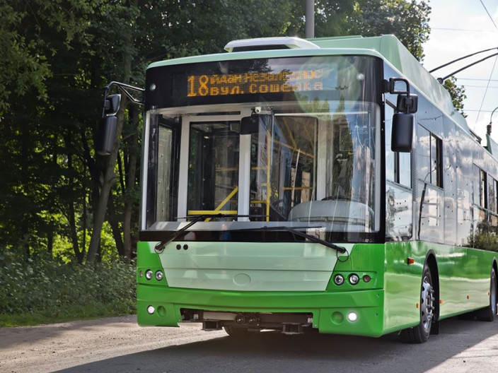 «Богдан Моторс» доставить 49 тролейбусів у Харків