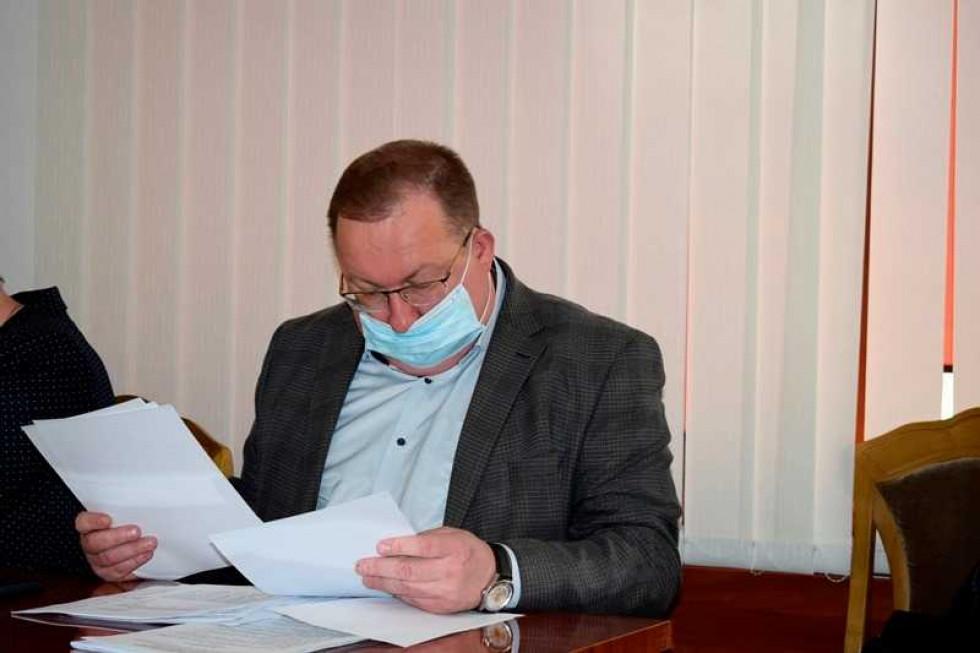 Начальник управління охорони здоров'я Рівненської облдержадміністрації Олег Вівсянник