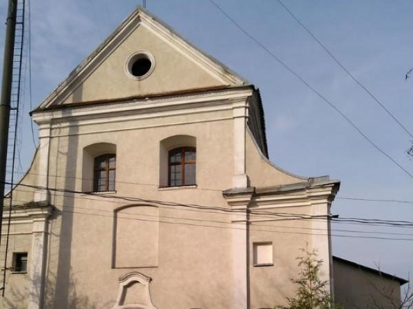 Пам'ятка архітектури національного значення у Любешеві