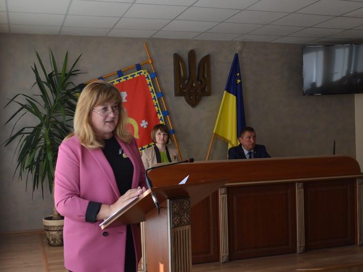 Валентина Романчук