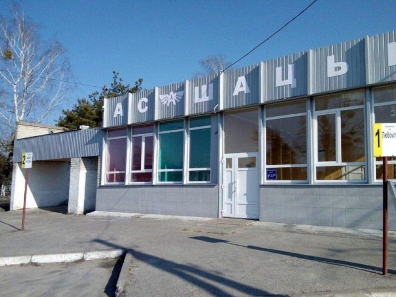 Автостанція в Шацьку не працює