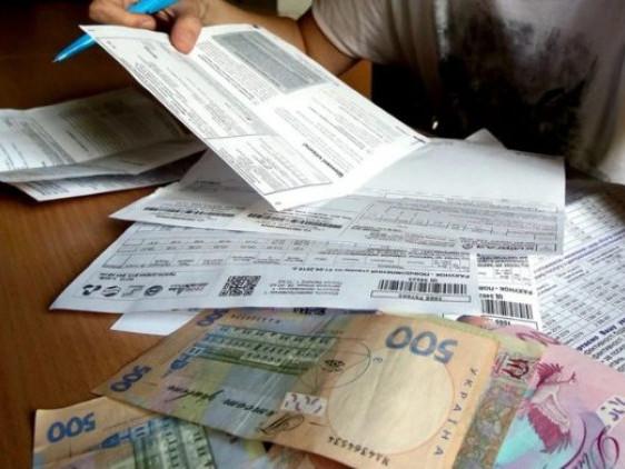Волиняни заборгували за «комуналку» більше мільярда гривень