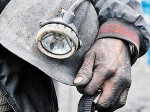 Гірники Нововолинської шахти відмовилися працювати, через заборгованість по зарплаті