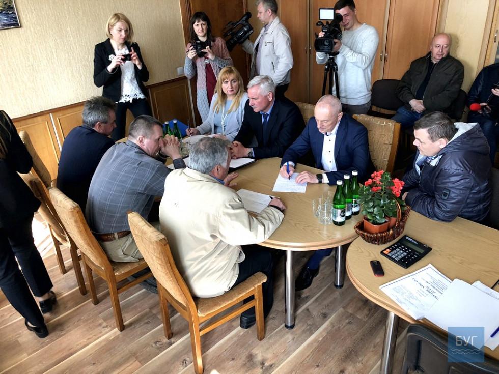 Олександр Савченко вислухав проблеми, які гостро постали над копальнею