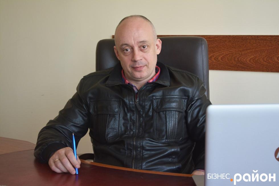 Директор підприємства Дмитро Писаний