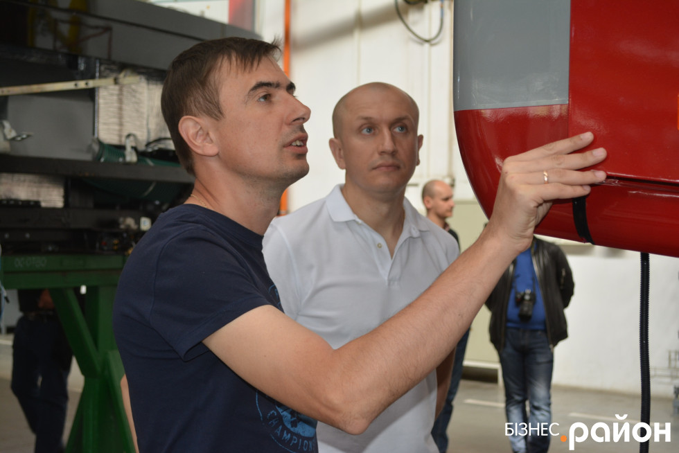 Депутати Богдан Богонос та Микола Яручик