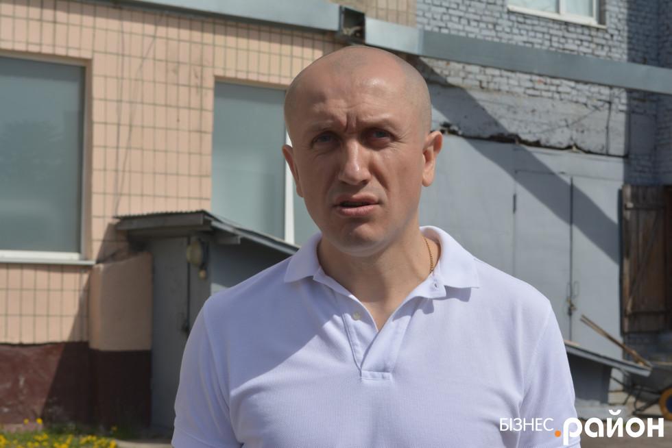 Депутат Луцькради Микола Яручик