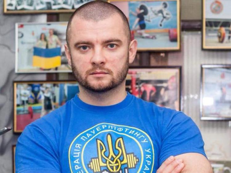 Олег Хом`як