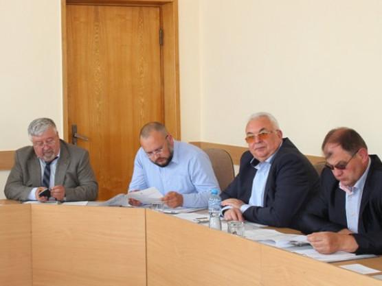Засідання виконкому Нововолинської міської ради