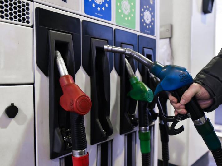 На Волині ціна на паливо не змінилась