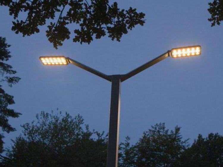 Планують встановити LED-світильники