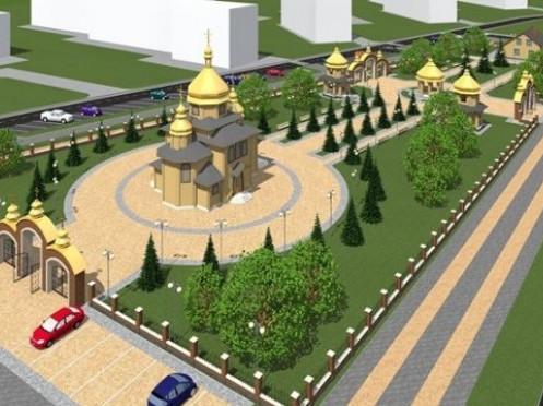 Проект храму