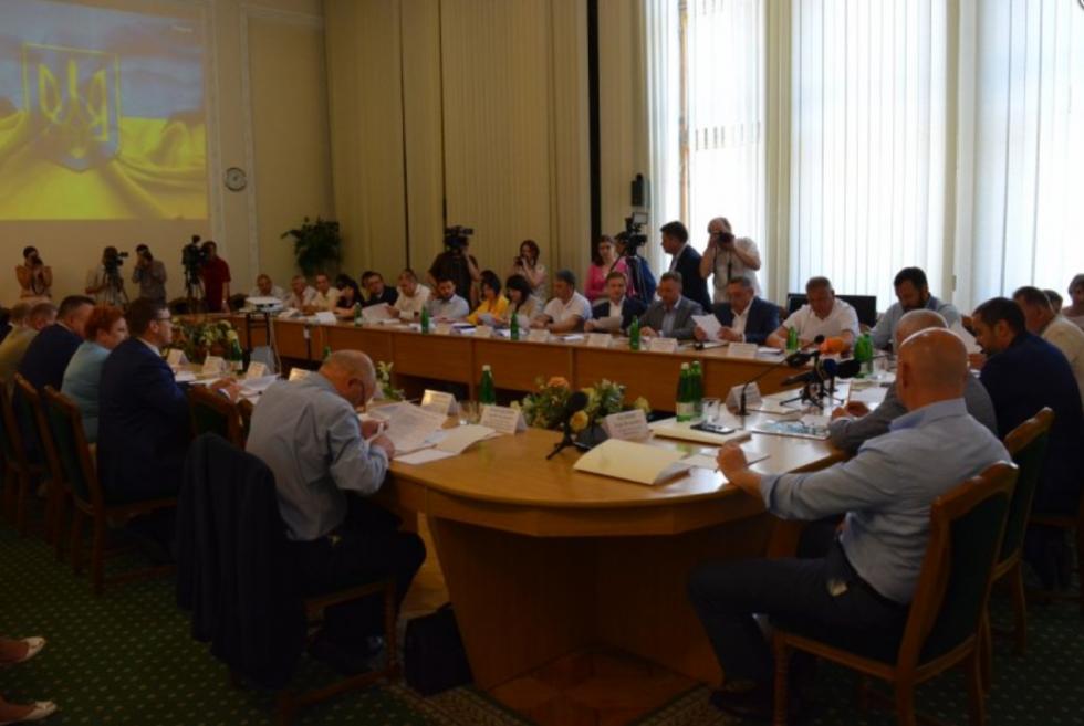 Під час виїзного засідання Бюджетного комітету