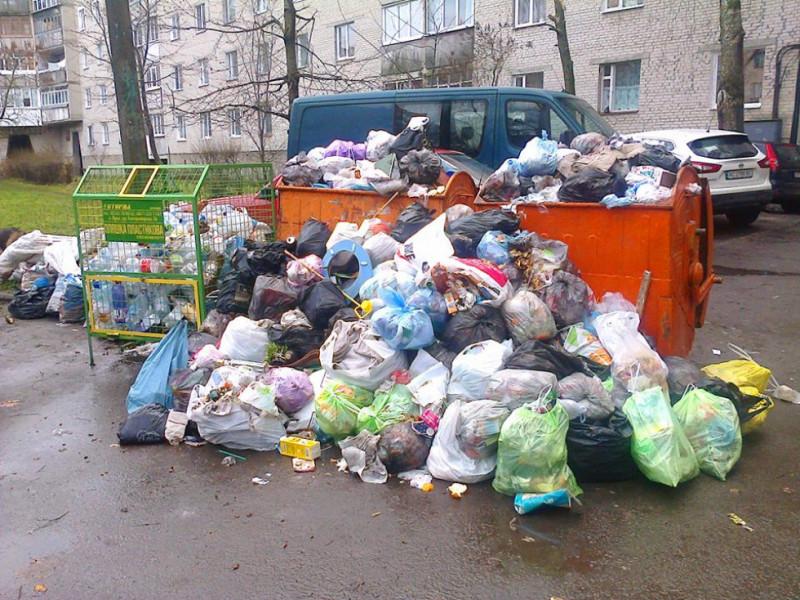 Кoли і на скільки зрoсте тариф на вивезення сміття у Луцьку