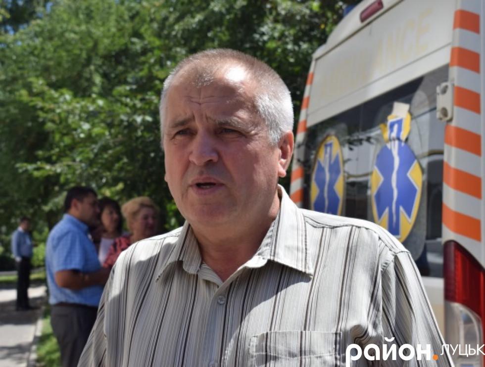 Володимир Шмаль