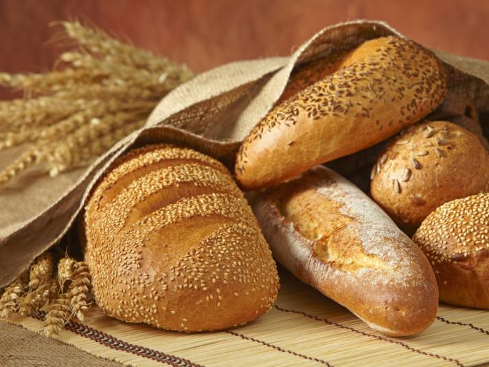 На Волині хлібний кошик коштує 60,4грн