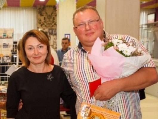 Леся і Віктор Корсаки