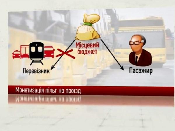 У Володимирі-Волинському відклали монетизацію пільг на проїзд