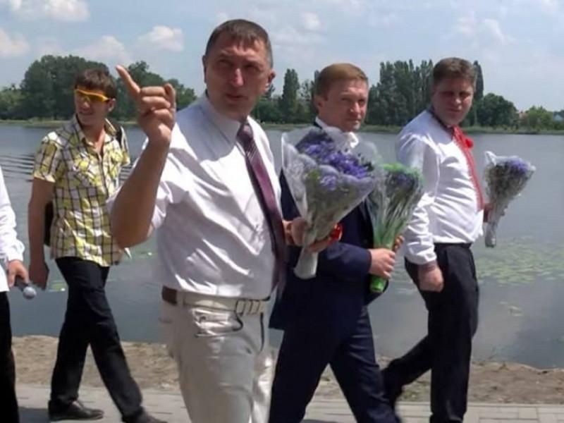Олег Кіндер та Степан Івахів