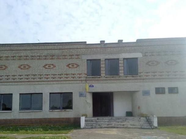 Будинок культури в Деревку