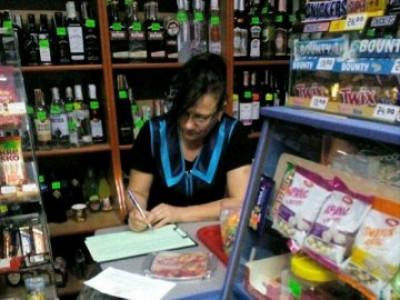 Продавців покарали за торгівлю алкоголем вночі