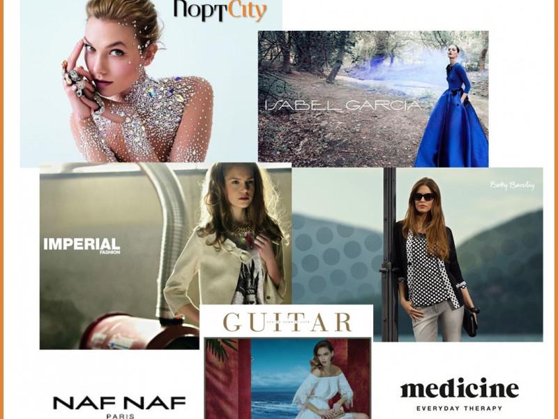Вісім ексклюзивних брендів одягу a543cbb16ba79