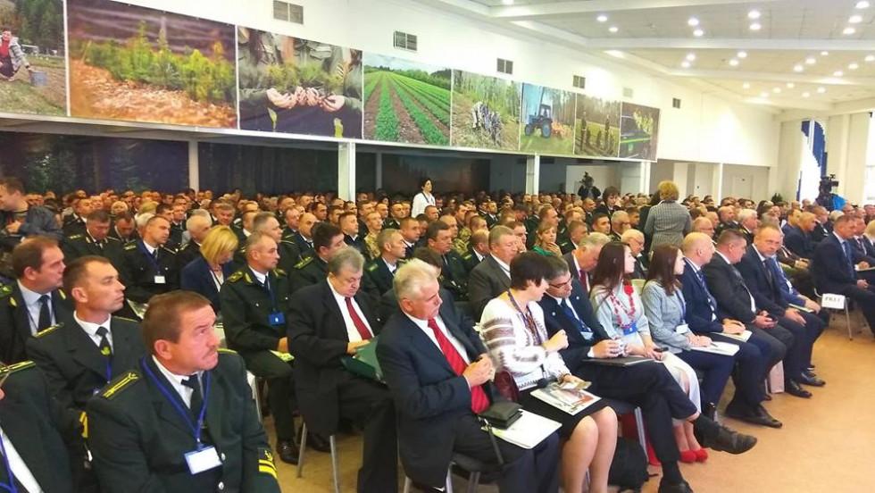 IV з'їзд лісівників України