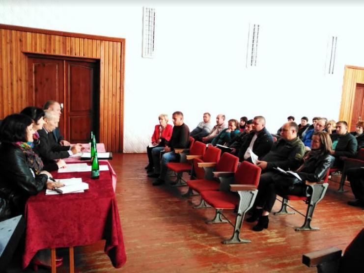 У Маневицькій районній філії ОЦЗ провели бліц-навчання для роботодавців