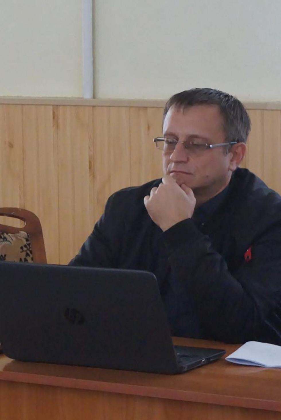 Радник із регіонального розвитку Петро Гоцалюк