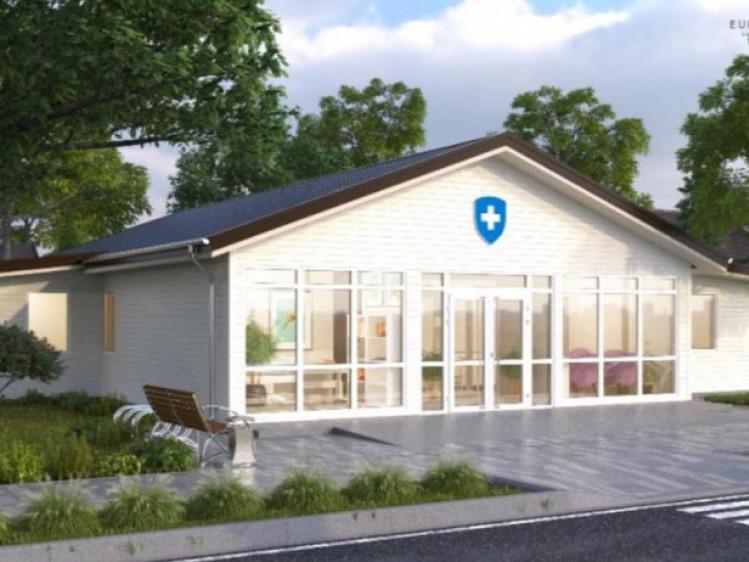Проект Піщанської амбулаторії