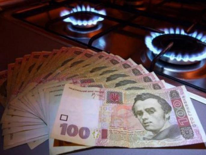 На Волині майже  80% споживачів мають борги за газ