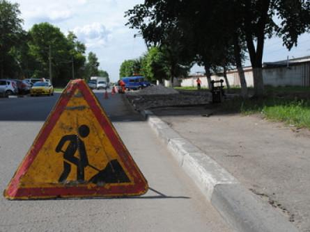 У Луцьку на Ковельській відремонтують тротуари