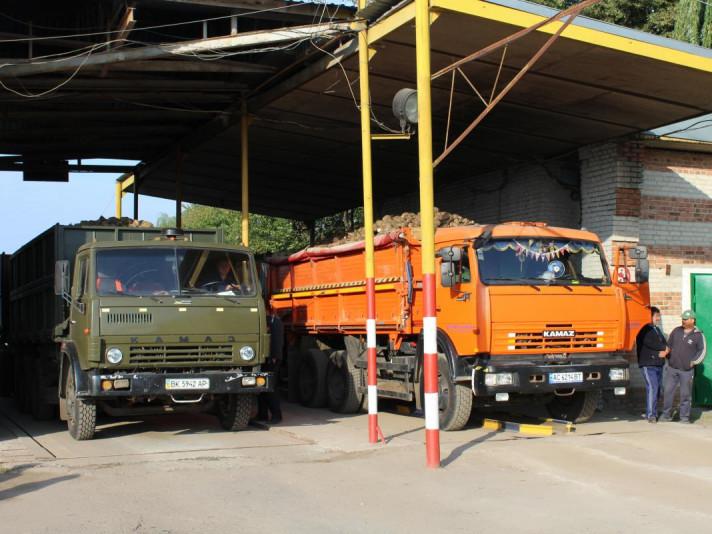 На Гнідавському цукровому заводі рентабельність рятують технологіями