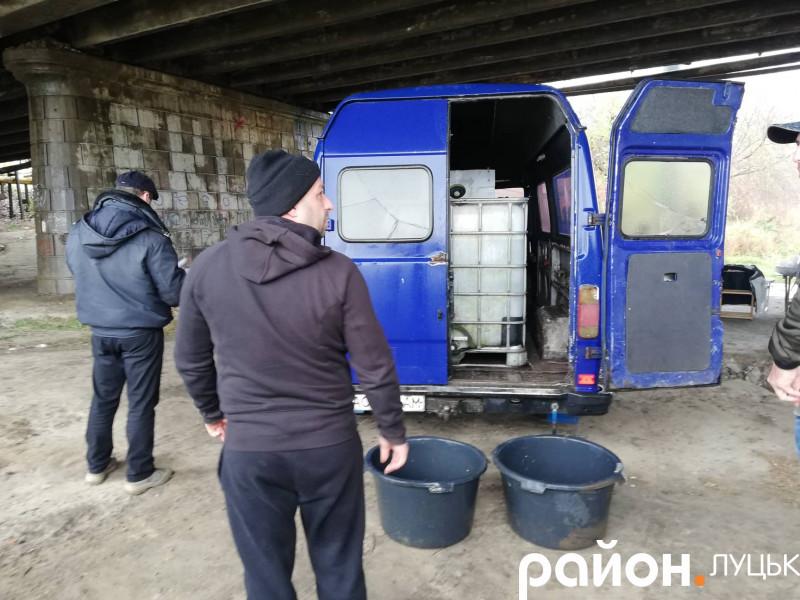У Луцьку в Стир випустили 20 тисяч мальків риби