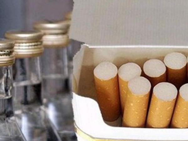 Волинські бізнесмени «заробили» на цигарках та алкоголі понад 4 мільйони гривень штрафів