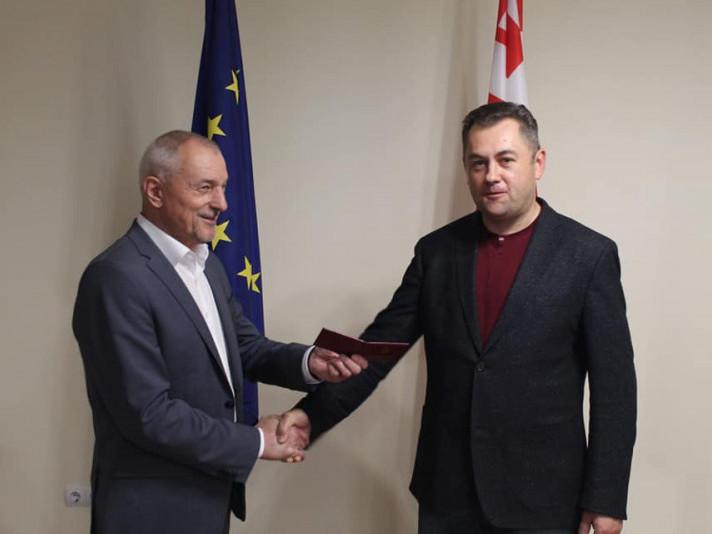 Олександр Савченко і Петро Савчук