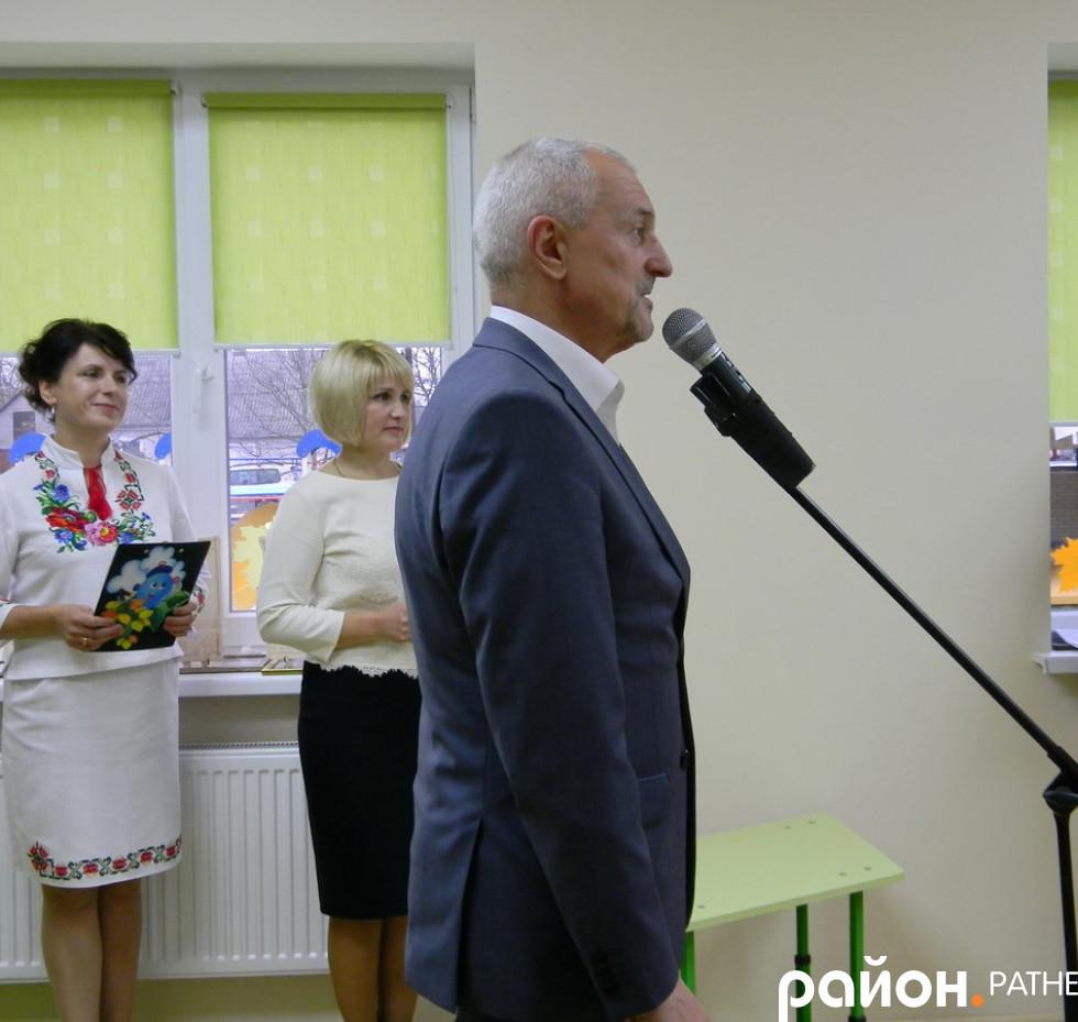 Виступ Олександра Савченка