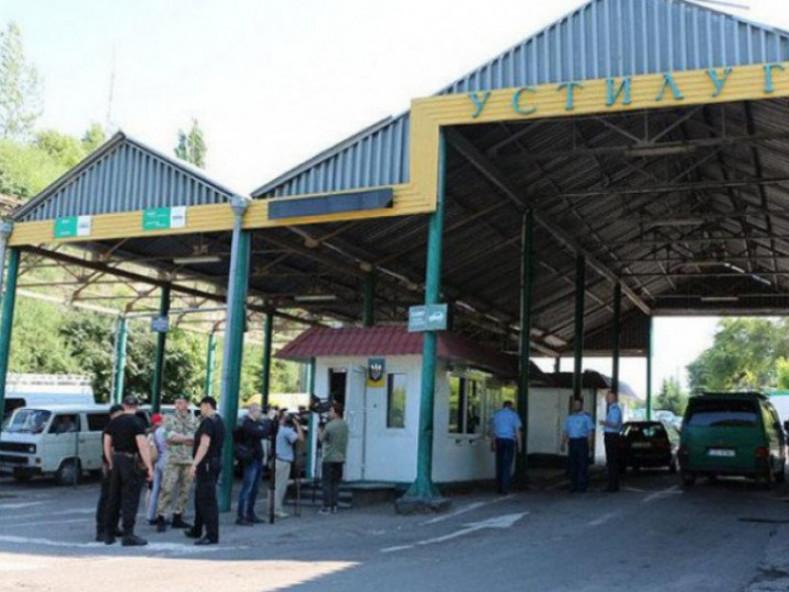 Пункт пропуску на Волині реконструюватимуть за українські гроші