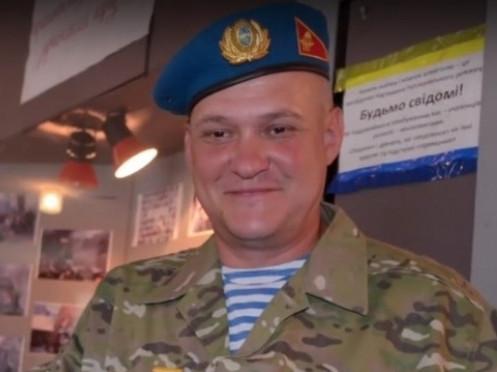 Олег Твердохліб