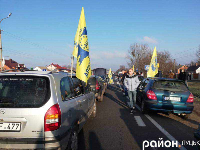 «Власники авто з іноземною реєстрацією протестують проти верховенства права», – заява корпорації «Богдан»