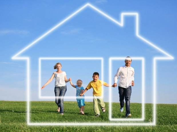 У Рожищі на будівництво житла для дитячого будинку сімейного типу виділили майже два мільйони