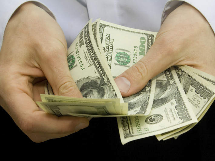 Курс валют у банках Луцька на 28.11.2018 року.