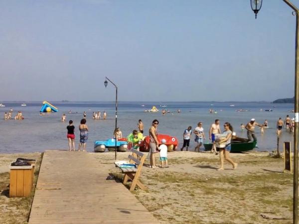Олександр Савченко обіцяє відновити інфраструктуру Шацьких озер